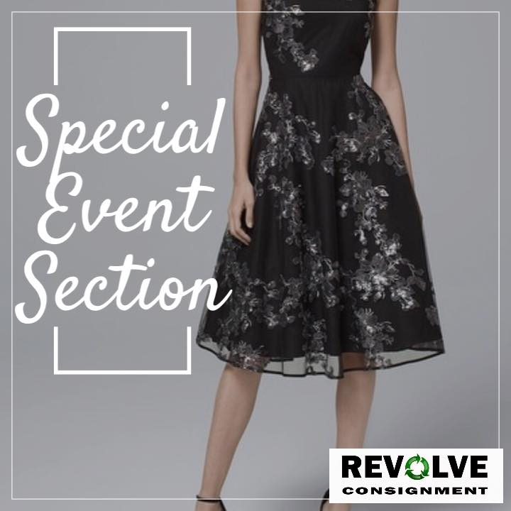 Revolve Special Event Section