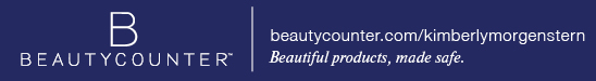 logo for beauty counter rep kimberly morgenstern vendor at ignite your radiance 2019 conference march 2 woodinville