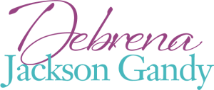logo for debrena jackson gandy vendor and speaker at ignite your radiance 2019 conference march 2 woodinville