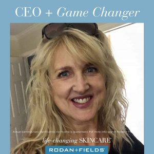 judy gaffney rodan + fields vendor at ignite your radiance conference march 2 2019 woodinville