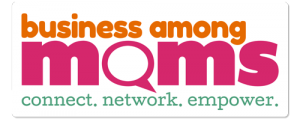 bam business among moms logo