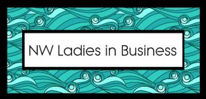nw ladies in business logo for media sponsor at ignite your radiance women's eastside conference march 2
