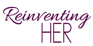 reinventing her with tresa leftenant logo